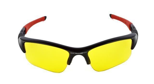 8e32bcadad7 NEW REPLACEMENT NIGHT VISION YELLOW XLJ LENS FOR OAKLEY FLAK JACKET  SUNGLASSES
